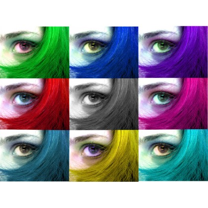 Pop Art - Μάτι